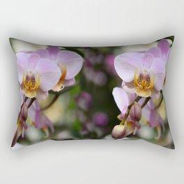 Orchids Rectangular Pillow