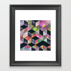 isydyy Framed Art Print