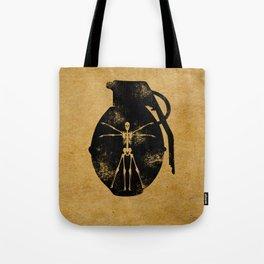 Tool of Death Tote Bag