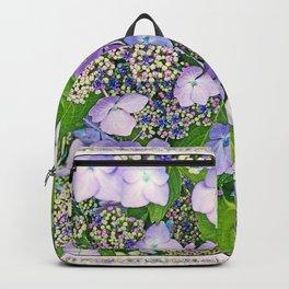 MAGIC LACECAP HYDRANGEA Backpack