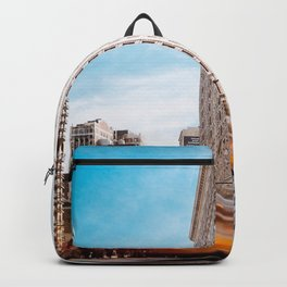 Flatiron Building New York Backpack