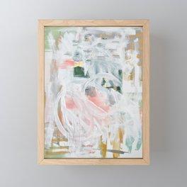 Emerging Abstact Framed Mini Art Print