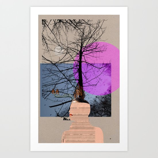 A dream for a lifetime · Marianna Art Print