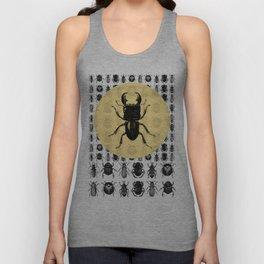 Bugs Pattern Unisex Tank Top