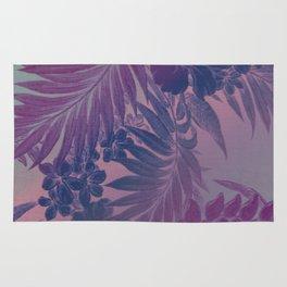 Happy Aloha Mauve Rug