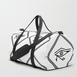 EYE OF COSMICA Duffle Bag