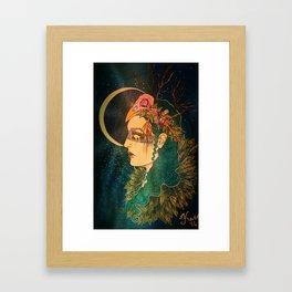 Morrigan: The Phantom Queen Framed Art Print