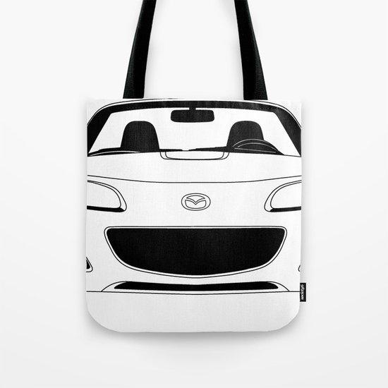 NC Miata/MX-5 Tote Bag