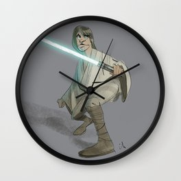 May the Fourth be with you! Wall Clock