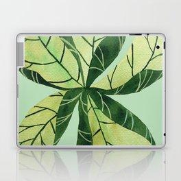 Leaf flower Laptop & iPad Skin