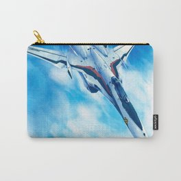 Macross AirCraft Valkyrie Carry-All Pouch