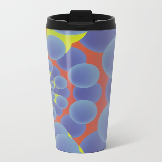 Túnel de colores · Glojag Metal Travel Mug