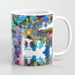 Cherokee Death Mask Coffee Mug