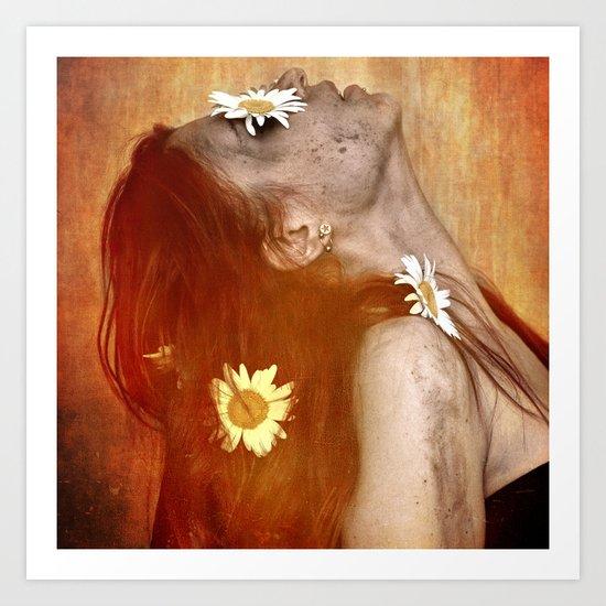 Ophelia's Rising Art Print