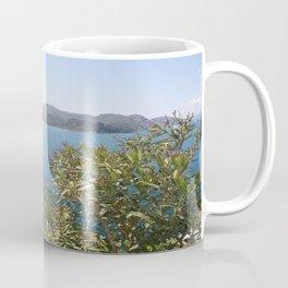 Oleander Againt The Aegean near Selimiye Coffee Mug