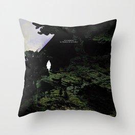 Le Théâtre De La Colline Throw Pillow