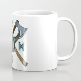 Viking Runes Coffee Mug