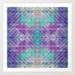 Mythical Space: Serenity Art Print