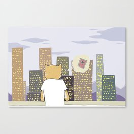 HER #4 Canvas Print