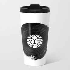 Surrounded by Sound Metal Travel Mug