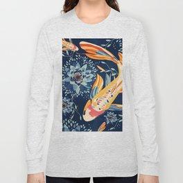 The Lotus Pond Long Sleeve T-shirt