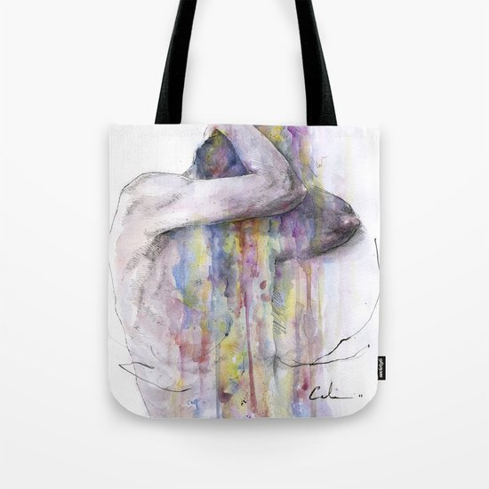 learn to appear Tote Bag