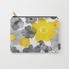 Yellow Fresh Carry-All Pouch