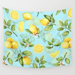 Vintage & Shabby Chic - Lemonade Wall Tapestry