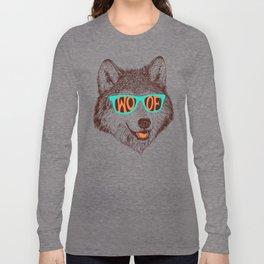 Woof Long Sleeve T-shirt