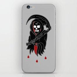 Grim Reaper iPhone Skin