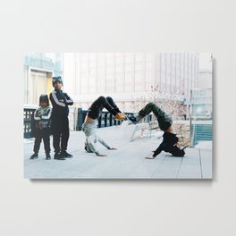 A Brother Love Metal Print