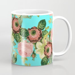 Hawaiian Flora #society6 #decor #buyart Coffee Mug