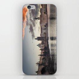 Prague Towers iPhone Skin