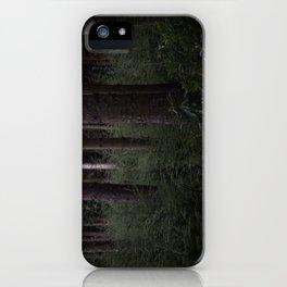 White Tree iPhone Case