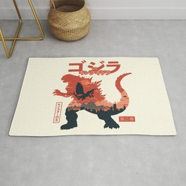 The King of Monsters vol.2 Rug