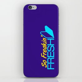 So Freakin' Fresh v3 HQvector iPhone Skin