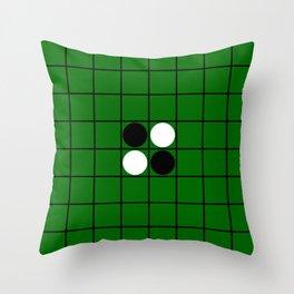 Reversi Throw Pillow