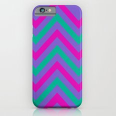 Chevron Berry Blast Slim Case iPhone 6s