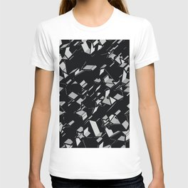 3D Mosaic BG II T-shirt