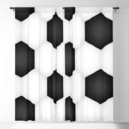 Soccer (Football) Ball pattern Blackout Curtain