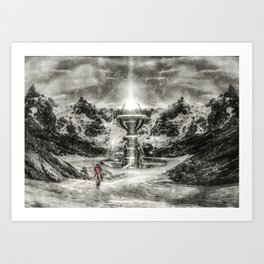 Poster - Tower Art Print
