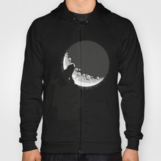 Looking the moon Hoody
