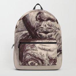 Bernie Mac Portrait Backpack