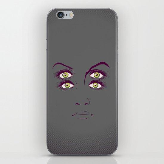 K. iPhone & iPod Skin