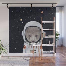 little space bear Wall Mural