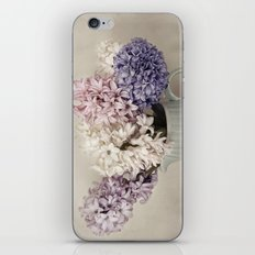 Hyacinths (2) iPhone & iPod Skin