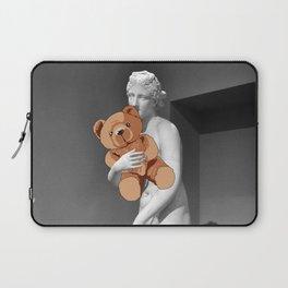La venere con l'orsachiotto Laptop Sleeve