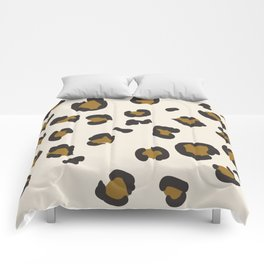 SEEING SPOTS - NEUTRAL Comforters