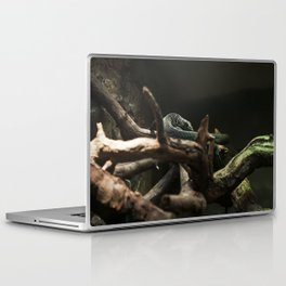 Emerald Alligator Lizard, Lincoln Park Zoo Laptop & iPad Skin
