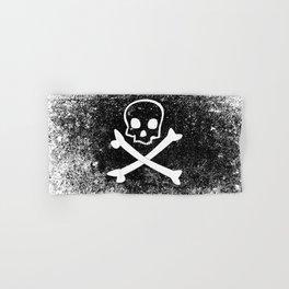 Jolly Roger Hand & Bath Towel